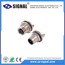 5 pin welding cable connector ip68