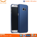 Hot Style Full Cover Ultra Thin shell cover case for samsung galaxy s7 edge