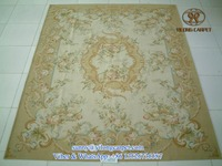 handmade customized french wool chinese aubusson rug and carpet
