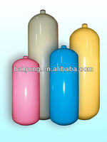 Gas cylinder for CNG vehicle fuel container, A72