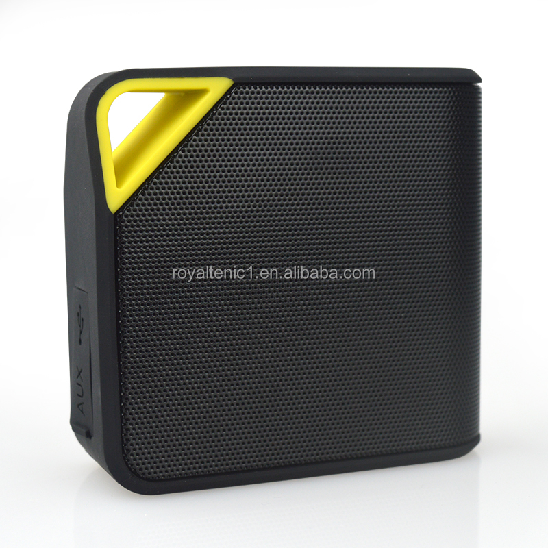 Portable Wireless Bluetooth Rechargeable Speaker