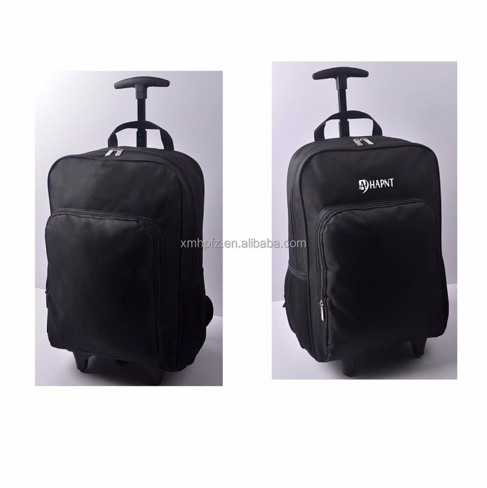 wheeled laptop bag trolley travel backpack laptop trolley bag