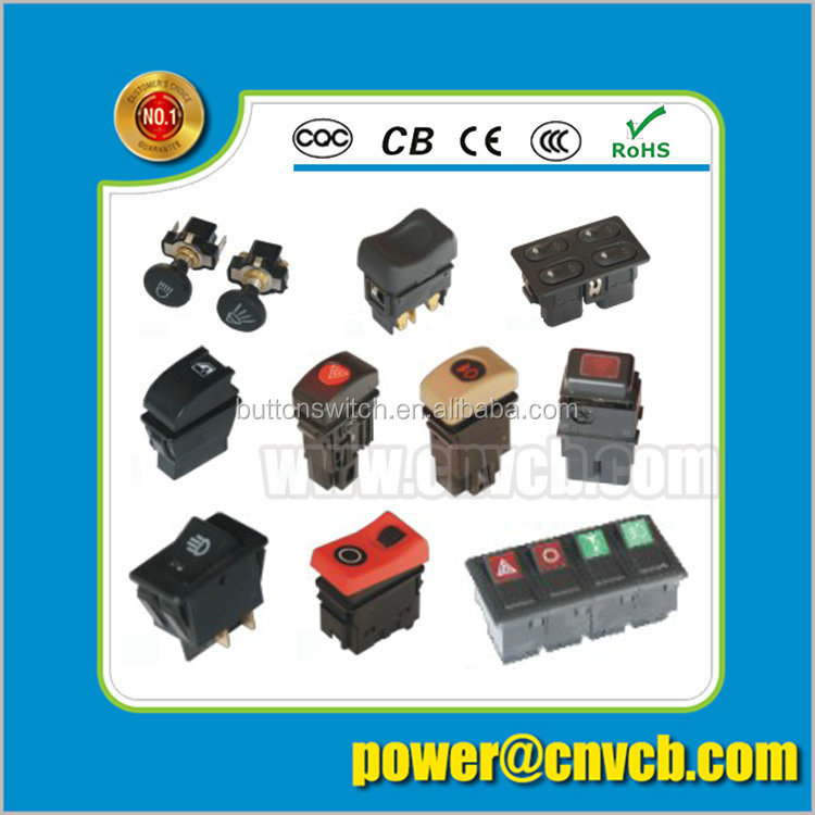 AS20 IBA-14-101 auto switch good switch high quality ON-OFF-ON plastic or metal toggle switch