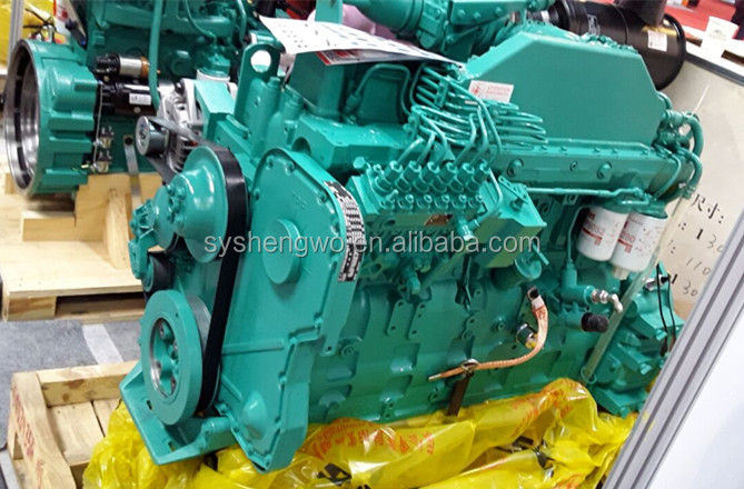 Dongfeng cummin 4 stoke engine, 8.3L 6CTA8.3-G2 engine assembly