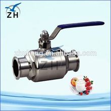 sanitary flow control valves water