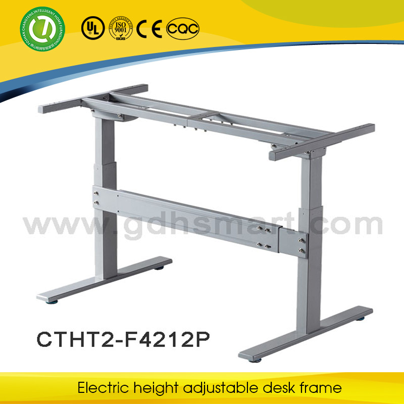 New Model Quality Electric Control Office Desk Frame Height Adjustable With Controller