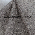 Lastest Polyester linen look fabric for sofa cover curtain fabric wholesales