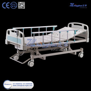 Hospital Furniture Used Electric Hospital Nursing Bed For Patient Room