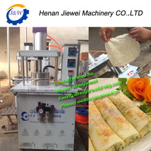 0.4--5mm Thickness Dough Bread Roti Chapati Making Machine / Dough bread press Machine