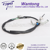 Topss OEM Number 46430-OK041 Japanese Cars Brake Cable/Auto Parking Cable High Quality Outer Casing and Inner Wire