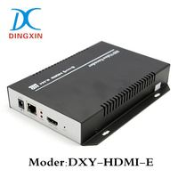 Alibaba wholesale 1Ch HDMI Encoder IPTV H.264 for HD video to ethernet IP