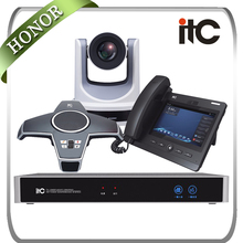 Best selling 1080P hd definition video conference equipment system audio video conferencing solutions