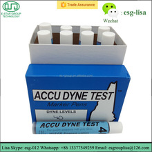 ACCU Surface Tension Dyne Test Pen For Plastic Film Test