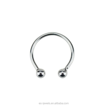 Plain Hot Sale Magnetic Cock Ring