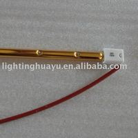 quartz infrared heating tube of halogen for heater,shoes machine