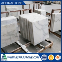 guangxi white marble afyon white marble for kitchen wall tile