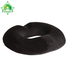 Premium Comfort Donut Cushion for Hemorrhoids, Memory Foam Donut Seat Cushion, Pain Relief Coccyx Cushion
