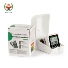 SY-G085 Free sample wrist automatic home hospital blood pressure monitor price