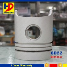 Engine Piston Assy For 6D22 130mm Engine ME052664