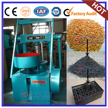 Reliable Performance Raw Materials In Charcoal Briquette Making Machines