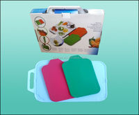 Plastic Cooking Food Meat Vegetable Fruit Chopping Cutting Slicing Board Kitchen stools