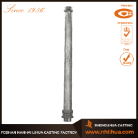 B005-1 Outdoor Decorative Garden Light Pole