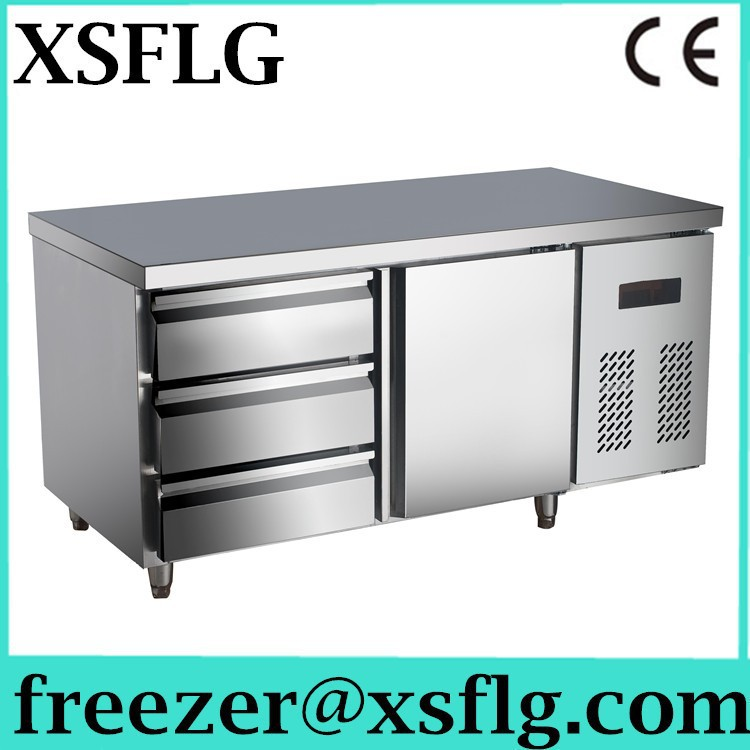 Commercial Restaurant Kitchen Refrigerator With Draws Buy Restaurant Kitchen Refrigerator