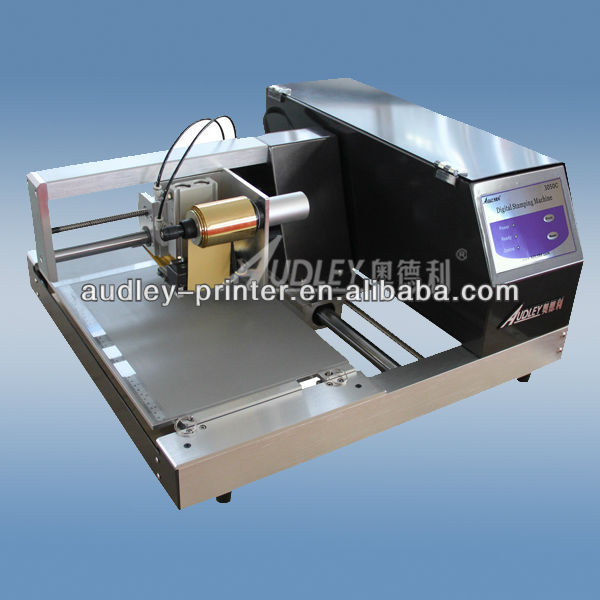 Digital Hot Foil Album Edge Stamping Printer Machine Manufacturer offer Best Price ADL-3050C