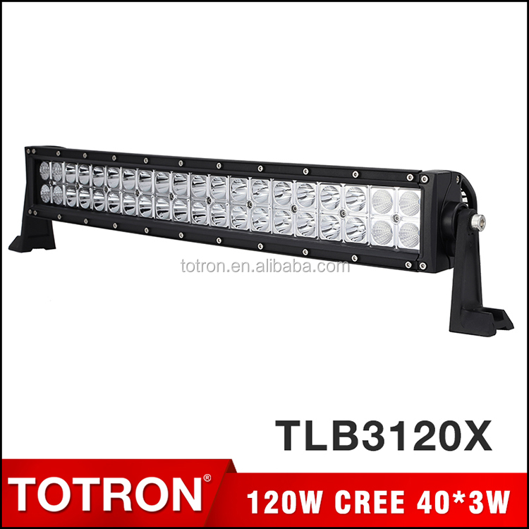 TOTRON Good Price Flood Beam Led Bar Light Single Seat Off Road Buggy