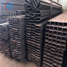Black Tubes Dipped Galvanized Surface Finish Weight Of Ms Square Tubes