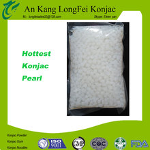 2017 New food grade Non toxic konjac root noodles