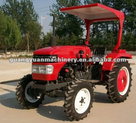 254 Small farm tractor, 25hp 4WD tractor