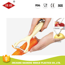 hot selling ABS Fruit and vegetable ceramic peeler