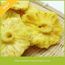 Hot Sale Freeze Dried Tropical Fruit Pineapple Fruit