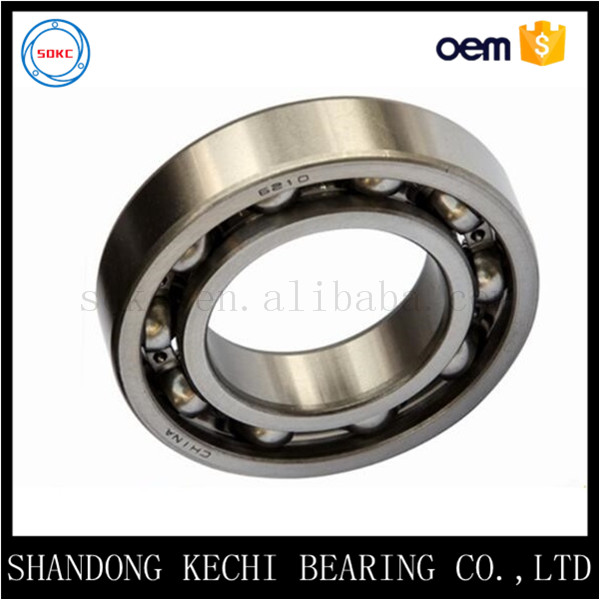 China cheap price ball bearing slider deep groove ball bearing 6210 with high quality
