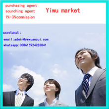 China Professional Yiwu Sourcing Agent And Purchase Agent with Low Commission