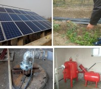 solar powered submersible deep water well pump/water pump solar/solar agriculture water pump system