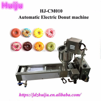 Full automatic 450PCS electric donut machine | donut making machines on sale HJ-CM010