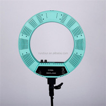 RD led video light photo studio phone light fill in lamp 48w 3200-5500k dimmable circle photography ring light for DSLR camera