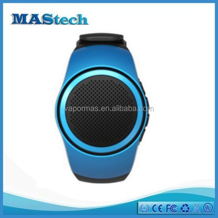 Fashion Design <strong>Portable</strong> Built in Bluetooth Speaker Watch B20 Model