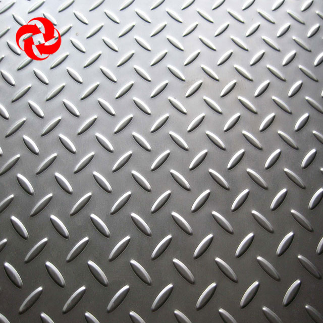 1Ton Hot sale ship building ss400 cr sheet ss400 checkered steel plate