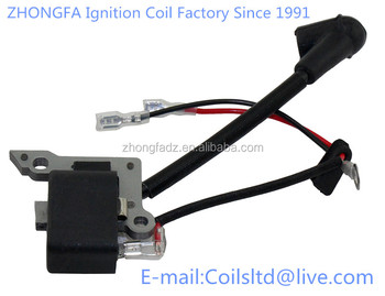 Zhongfadz Chainsaw Ignition Coil Factory sell Husky 137 142 235 236