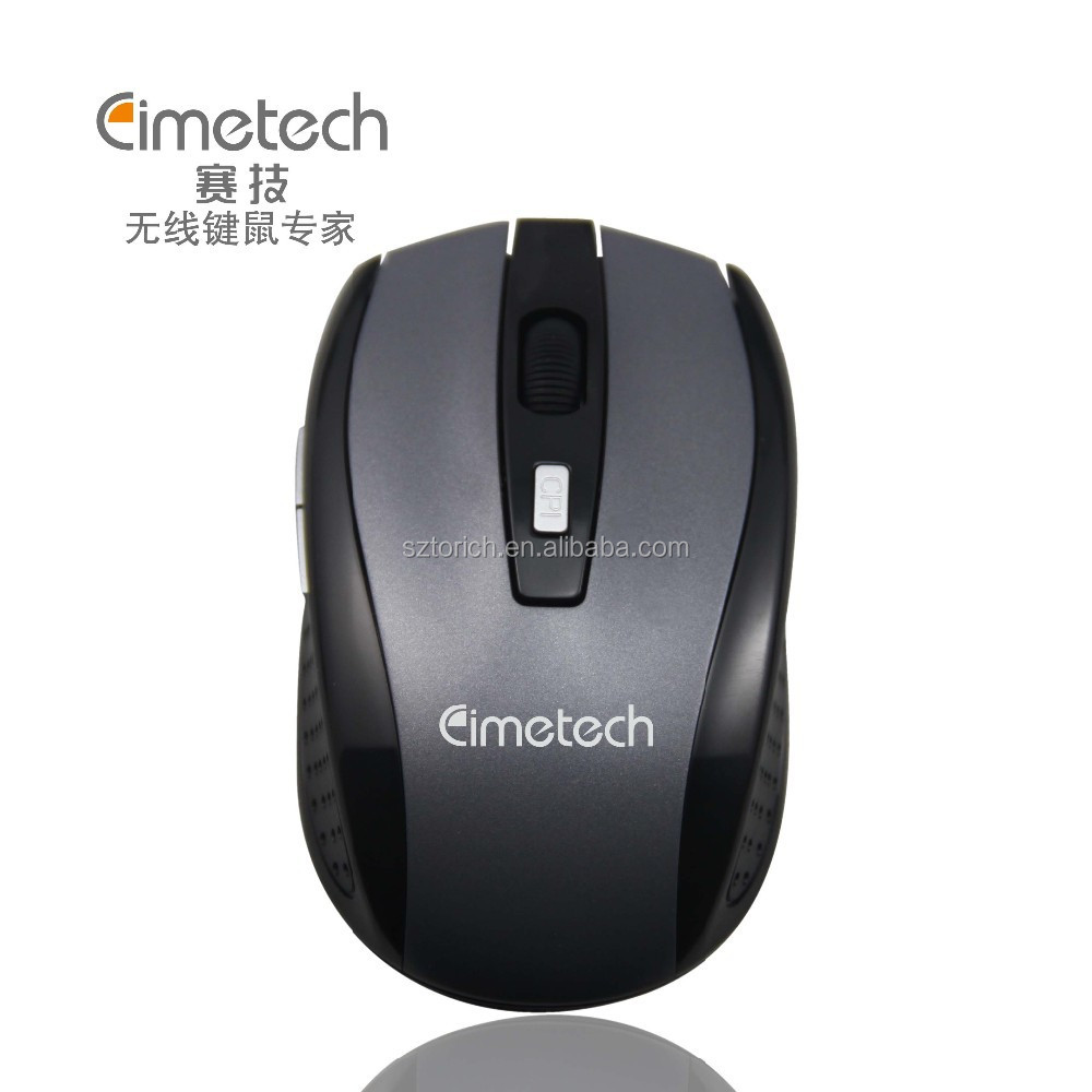 Popular in the amazon 1200dpi wireless mouse 6D computer peripherals hot sales guangdong factory