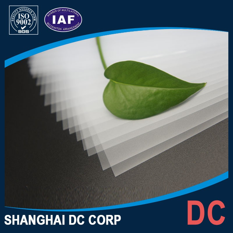 Lamination Film for Coated Overlay From Factory