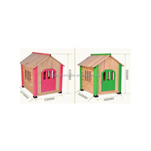 Trade assurance luxury fashion design custom eco friendly pet dog house