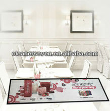 full printing heat resistant place mats for children