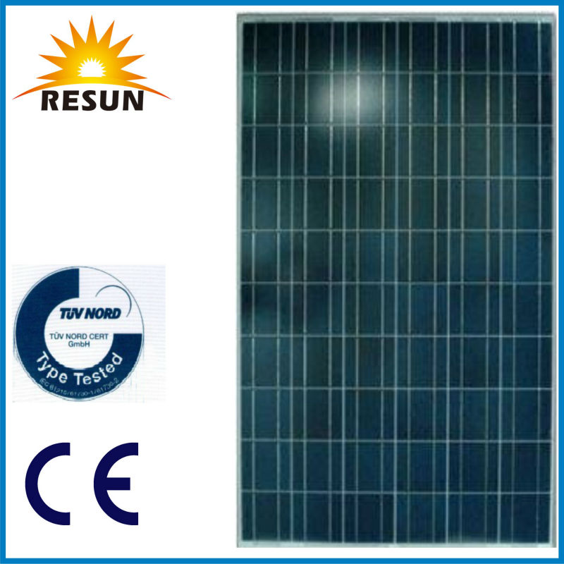 cheap china 230w solar panel poly with CE and TUV certificates with