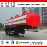 China manufacturer cheap/inexpensive / Crude Oil /Tank /tanker trailer/Fuel Tanker Semi Trailer for Sale