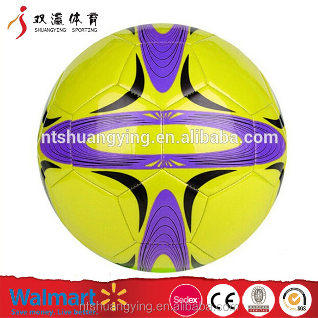 New products on china market soccer ball size 1/trainning soccer ball