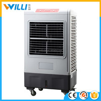 With washable dust filterand honeycomb pad room evaporative water air cooler